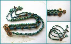 The Gossiping Goddess: Free Bracelet Tutorial and Giveaway....