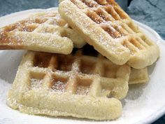 MIMEN mentes gofri – gluténmentes, kukoricamentes, rizsmentes Minden, Waffles, Paleo, Breakfast, Food, Morning Coffee, Essen, Waffle, Beach Wrap