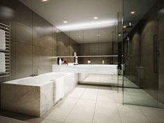 Bathroom Elizabeth Street, Hyde Park, Construction, Luxury, Architecture, House, Design Bathroom, Sydney Australia, Building Design