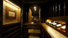 wine cellar love!