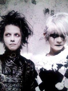 * Hyde in Vamps *
