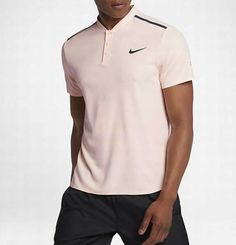 b4c890352 Nike NikeCourt RF Roger Federer Advantage Polo Shirt Tennis Large L 854611  658 #Nike #
