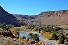 Vallée du Ziz région Errachidia morocco