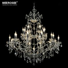 Find More Chandeliers Information about Vintage Crystal Chandelier Light Fixture…