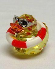 Swarovski  Crystal  Sunny  Duck  with  Box - $41