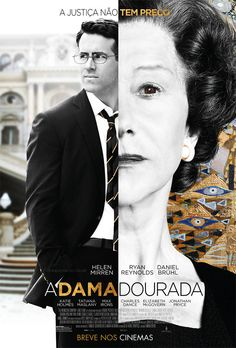 """A Dama Dourada"" (Woman in Gold - 2015)"