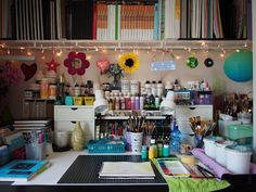 Craft Room {Gina Lee Kim}