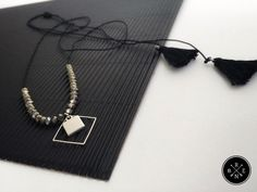 • I love all the colors mixed together black  • #brenjewelry #bren #jewelry #necklace #new #black #metalics #woman #womanfashion #womajewelry #style #greekhandmade #greekjewelry #handmade #jewellery #braceletringearringnecklace Greek Jewelry, Handmade Jewellery, Ring Bracelet, All The Colors, Color Mixing, Tassel Necklace, Jewlery, Bling, Woman