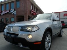 #2008 #BMW #X3 #AWD #4dr 3.0si: http://www.rbfautosales.com/inventory/view/8179383/-Houston-TX #RBFAutoSales #Houston #Texas #usedcardealer