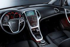 Opel Astra GTC - Interior | Opel | Pinterest