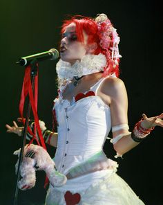 Emilie Autumn @ Summer Darkness Tivoli Utrecht, The Netherlands
