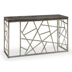 Found it at AllModern - Hiers Rectangle Console Table