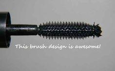 Reutiliza tus costosos cepillos de rímel.   41 trucos de belleza que te salvarán la vida y que toda chica debería tener en su arsenal