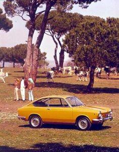 Fiat 850 Coupé (1965)