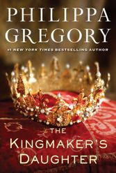 Dec 18: For the Philippa Gregory fan in your family! Gift KINGMAKER'S DAUGHTER! #GiveABook