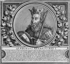 Key Events in Portuguese History: Afonso Henrique becomes King of Portugal 1128 – 1179