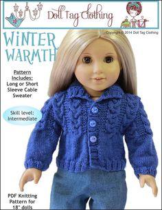 Winter Warmth Knitting Pattern