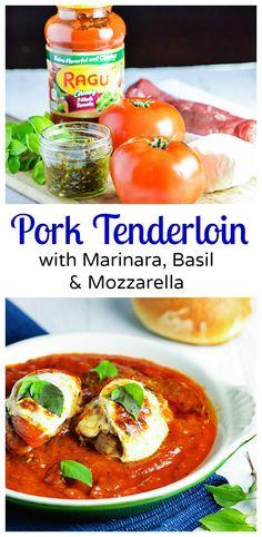 Stuffed pork tenderloins, Stuffed pork and Pork tenderloins on ...