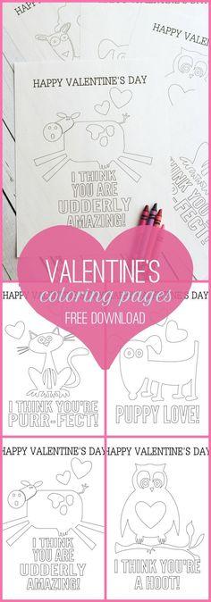 Valentine\'s Day jokes for kids - Valentine riddles - free ...