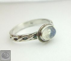 Moonstone Infinity Ring!?!?! Yes, please.