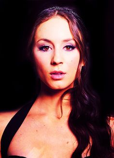 Troian Bellisario-- I think I love Spencer because she and I are one in the same