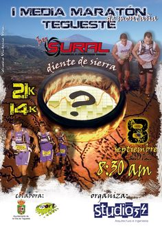 WWW.TENERIFETRAIL.COM: I Media Maratón de Montaña Tegueste