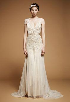 Bridal 2012 Collection - Jenny Packham