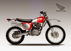 "Racing Cafè: Design Corner - Honda CRF 230 ""Jewel"" by Oberdan B..."