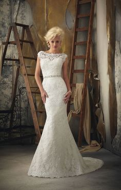 If only this one was around 4 years ago... Style 1901 by Mori Lee