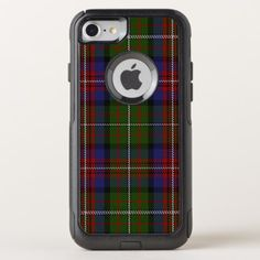 Hargis Tartan Plaid Otterbox iPhone 7 Case #tartan #protective #cases