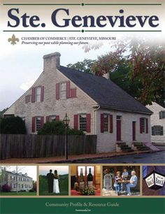 st genevieve missouri | Step back into the fascinating world of an authentic 18th CenturyLearn about Ste. Geneviève's historic past. French colony