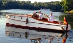 Marlene rent a Backdecker in Berlin rent Small Power Boats, Small Boats, Cruiser Boat, Offshore Boats, Classic Wooden Boats, Deck Boat, Classic Yachts, Vintage Boats, Boat Projects