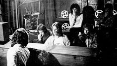 Recording the Sheer Heart Attack album