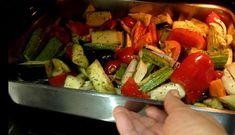 Cocktail de vitamine, arome și culori - Legume gătite în marinadă, la cuptor Vegetarian Recipes, Healthy Recipes, Kefir, Kung Pao Chicken, Metabolism, Healthy Life, Sushi, Side Dishes, Okra