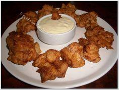 Η απόλαυση της βρώσης: «Κορεάτικο» τηγανητό κοτόπουλο, κοινώς KFC Kfc, Chicken Wings, Fries, Meat, Food, Meals, Yemek, Eten, Buffalo Wings
