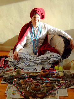 John Lockley ~ Sangoma, African Healing Medicine Medicine, Healing, African, Community, Painting, Art, Art Background, Painting Art, Kunst