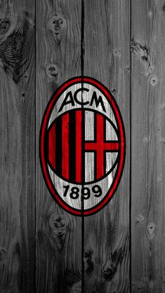 AC Milan Football Club Wallpaper Football Wallpaper HD Source by filmindotop Milan Wallpaper, Wallpaper Keren, Wood Wallpaper, Wallpaper Wallpapers, Real Madrid Wallpapers, Sports Wallpapers, Ac Milan, Milan Football, Paolo Maldini
