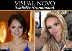A mudança de Isabelle Drummond