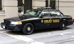 NYS Environmental Conservation Police