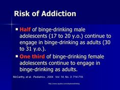 The Teenage Brain, Drinking & Risky Behavior CT Youth Services Asso…