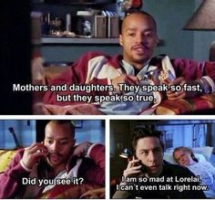 -Scrubs and Gilmore Girls combined! Greatest episode ever! I love both of these both my favorite shows! Tv Quotes, Movie Quotes, Funny Quotes, Funny Memes, Best Tv, The Best, Scrubs Tv Shows, Babette Ate Oatmeal, Watch Gilmore Girls