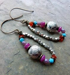 Razzle Dazzle Earrings <3 <3 <3
