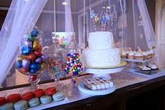 Circus themed adorable birthday party!