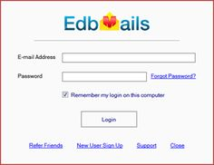 Login Screen of EDB to PST tool