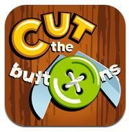 Cut the Buttons App - Pincer grasp -  - Pinned by @PediaStaff – Please Visit ht.ly/63sNtfor all our pediatric therapy pins