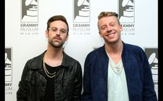 "Rising hip-hop duo Macklemore & Ryan Lewis recently visited the GRAMMY Museum in Los Angeles to participate in an exclusive GRAMMY.com interview. The pair discussed the impact and the tolerance message of their hit ""Same Love,"" their views on the music industry and their latest album, The Heist, among other topics."