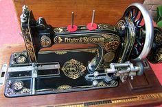 Great Gramma's sewing machine