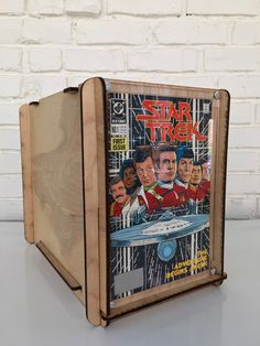 Comic Book Storage and Display Box by RomanyHouse on Etsy //. & Stylish Comic Book Storage   Marvel   Pinterest   Book storage ... Aboutintivar.Com