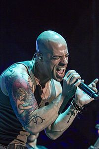 """Chris Daughtry is an American singer, songwriter, musician, and actor best known as the lead vocalist and rhythm guitarist for the rock band Daughtry and as the fourth-place contestant on the fifth season of """"American Idol"""". Living In North Carolina, North Carolina Homes, American Idol, American Singers, Roanoke Rapids, Chris Daughtry, Video R, Southern Heritage, America's Got Talent"""