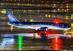 Image result for airliners.net night turn onto runway